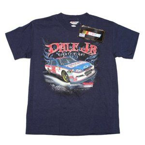 NEW NASCAR Dale Earnhardt JR T-shirt Youth M
